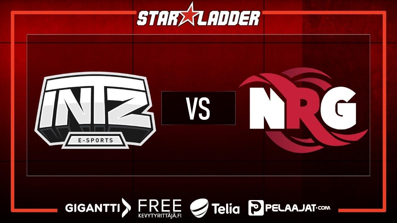NRG Esports vs INTZ Esports – Americas Minor Voittajien finaali