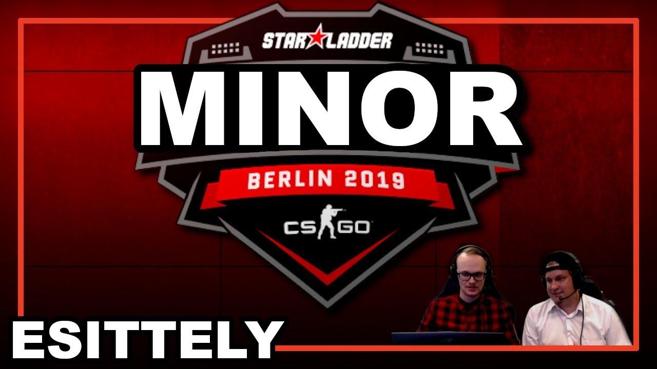 StarLadder Minor – Turnausesittely