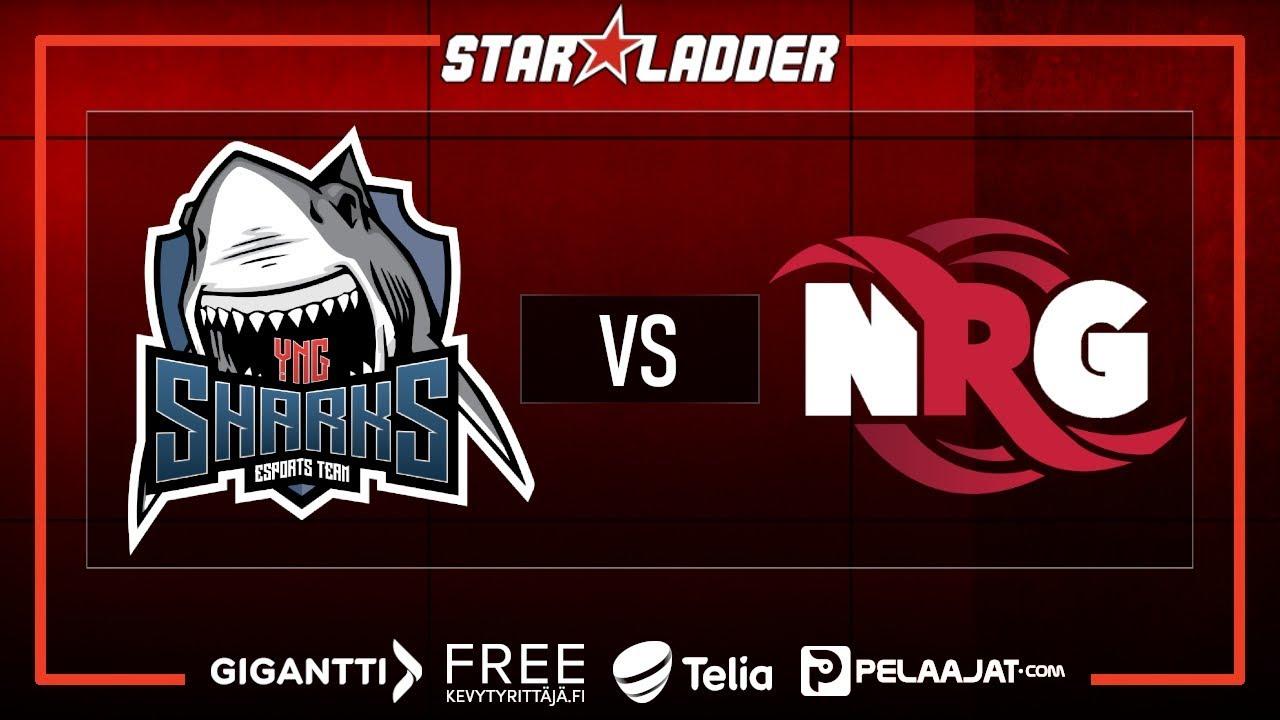 Sharks Esports vs NRG Esports – Americas Minor Lohko A voittajien peli