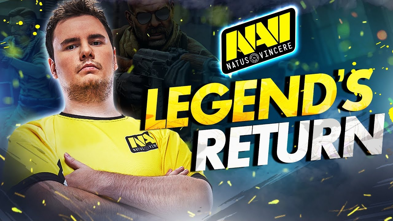 Vanha legenda palaa kotiin – GuardiaN liittyy takaisin Na'Vin kokoonpanoon