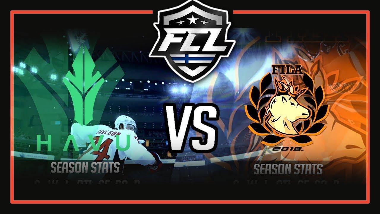 Havu vs Fila – NHL FCL 6v6 Finaalin Parhaat palat | @Assembly Summer 2019