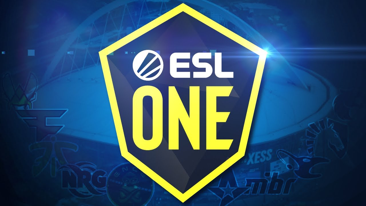 ESL One Cologne 2019 – Turnausesittely