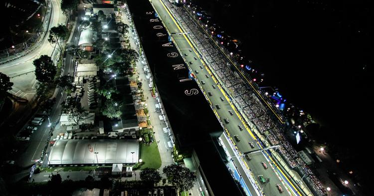 Singaporen GP – Palaako Mercedes takaisin voittokantaan?