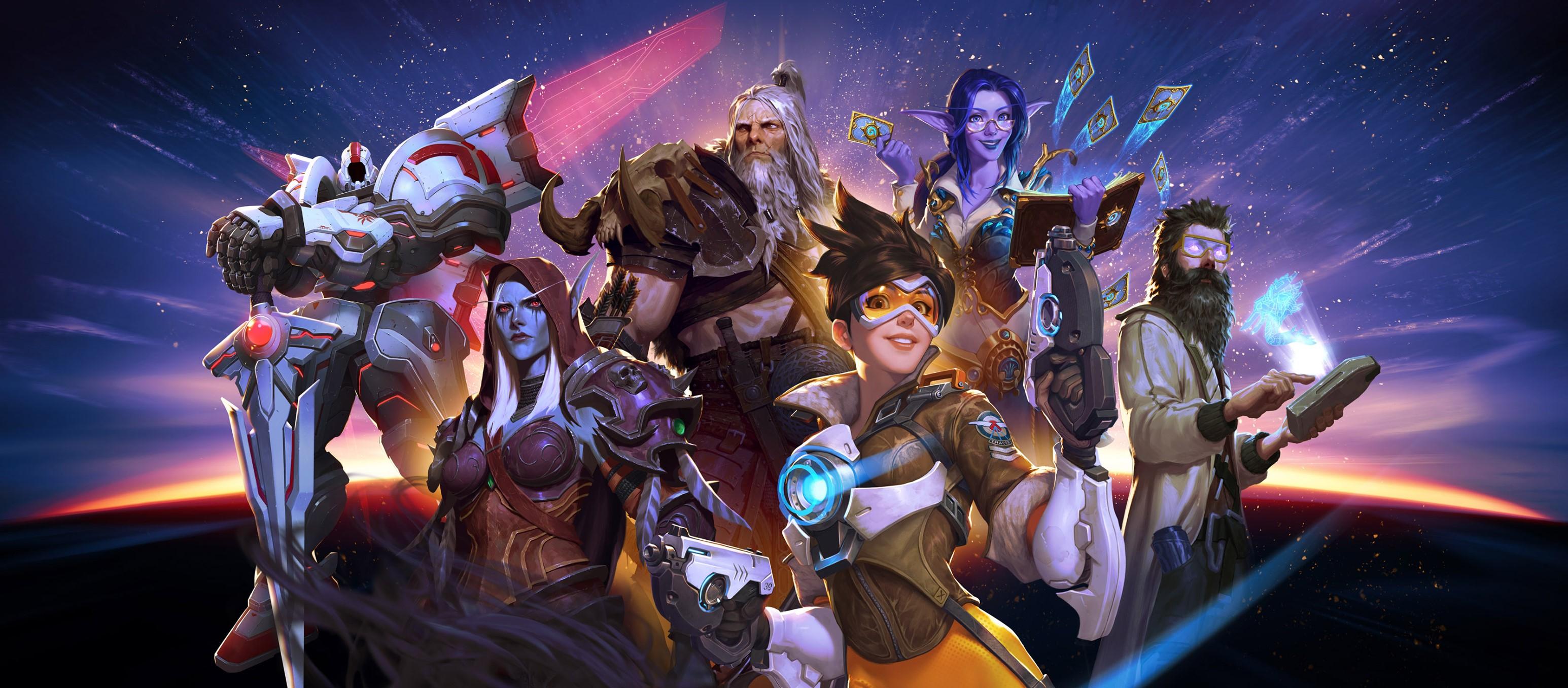 BlizzCon on täällä – Suomalaiset taistelevat MM-mestaruuksista Overwatchissa ja StarCraft 2:ssa