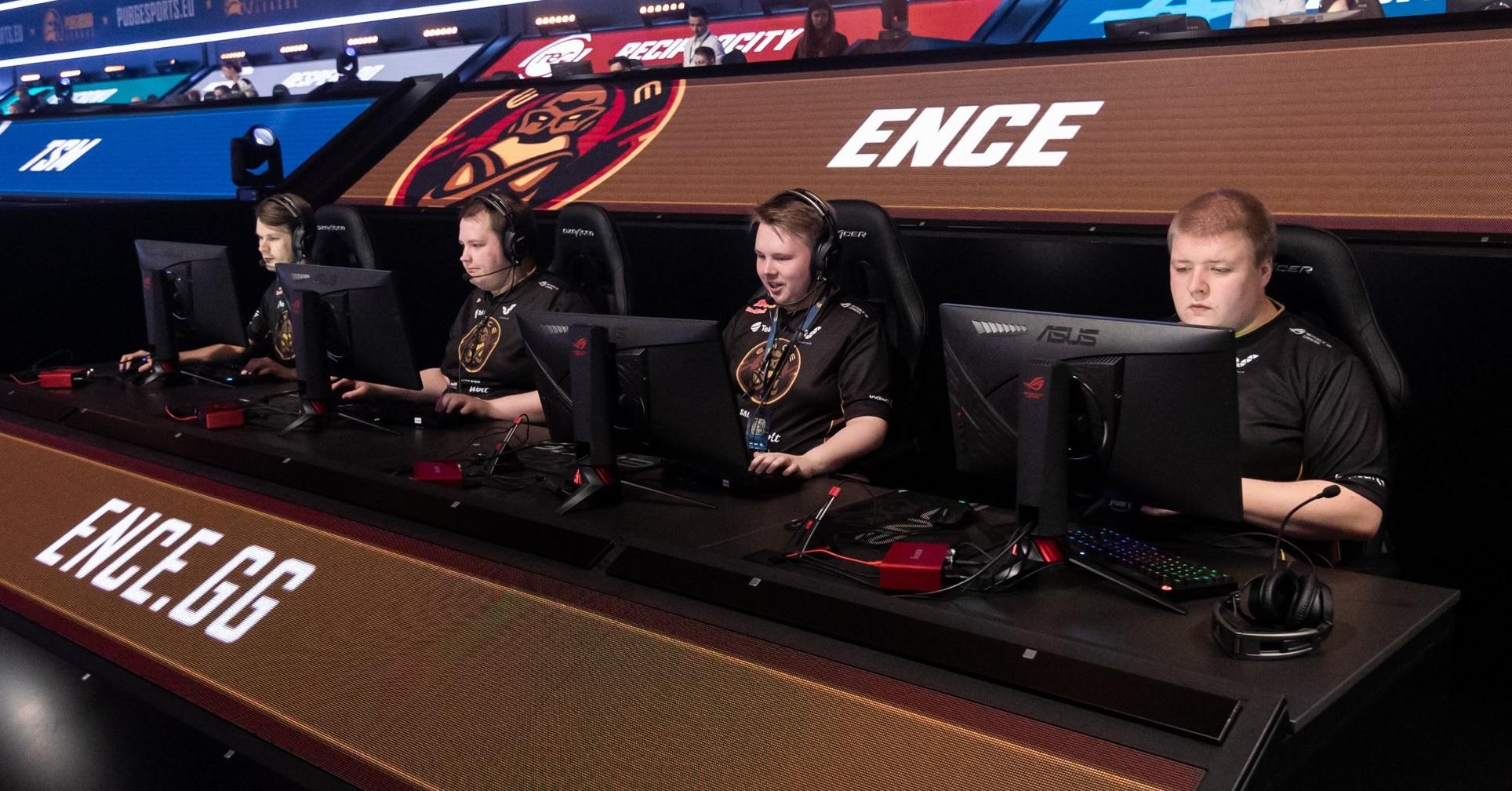 ENCE on palannut! – Varmistivat turnausvoitolla paikan PUBGin Eurooppa-liigasta