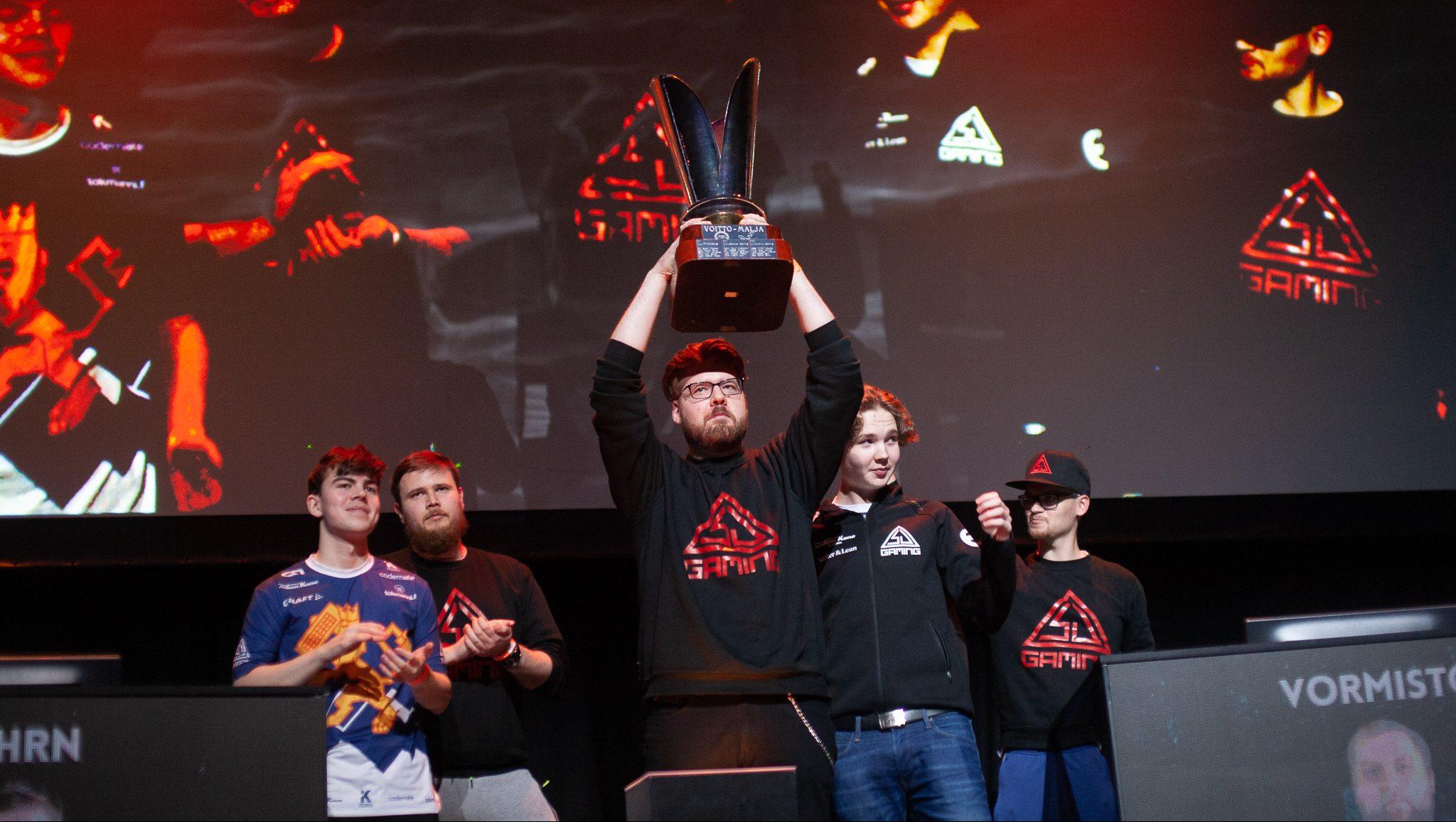 SJ Gaming on Elisa Viihde CS:GO-liigan mestari – Matkaa Ruotsin 100 000 dollarin turnaukseen