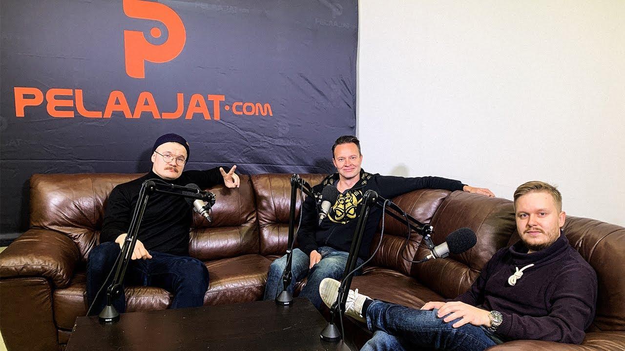 Vieraana Mika Kuusisto – EsportsCast
