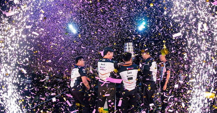 TNC Predator pysäyttämätön Hampurissa – 300,000$:n Dota2-turnauksen voittoon