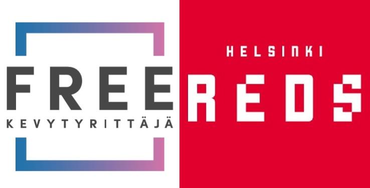 Helsinki REDS ja Free-Kevytyrittäjäpalvelu yhteistyöhön