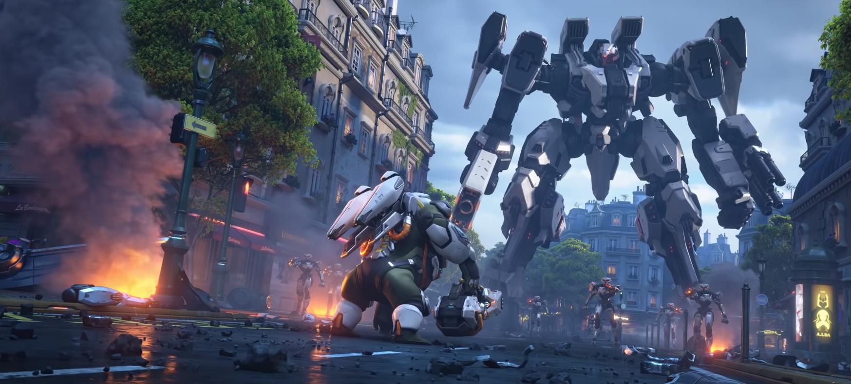 Overwatch 2 julkistettiin – Tässä tarkat tiedot ja häikäisevät trailerit