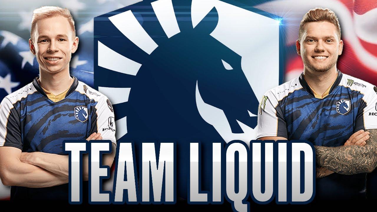 Team Liquid – CS:GO Joukkue-esittely