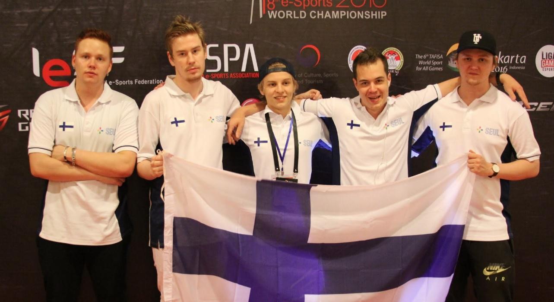 Joulukalenteri luukku #6: Suomelle CS:GOn MM-kultaa 2016