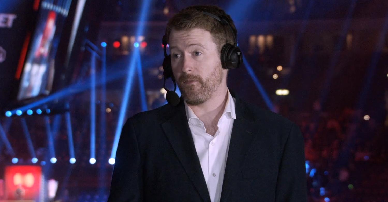 """Maailman paras CS:GO-joukkue sanaharkassa selostajan kanssa – """"Näkee itsensä UFC-taistelijana"""""""