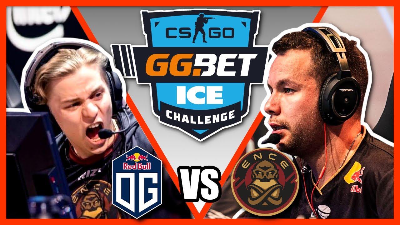 ENCE vs OG – Ice Challenge 2020 Lohko B avausottelu