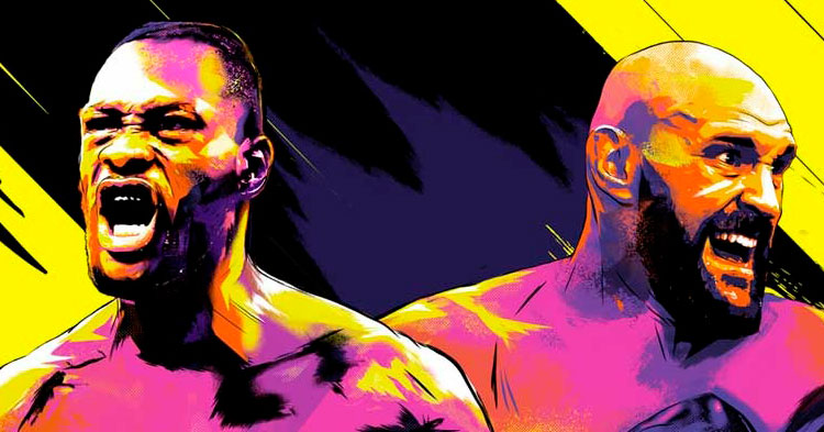Wilder vs Fury II Live Stream 22-23.02.2020 | Katso ottelu ja poimi tarjous