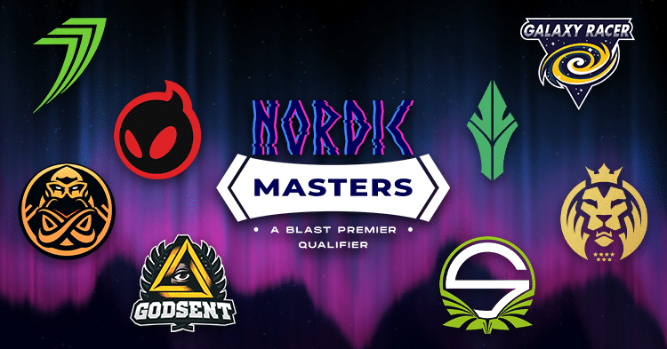 Nordic Masters, a BLAST Premier Qualifier starts off this friday – Here are the groups and the schedule